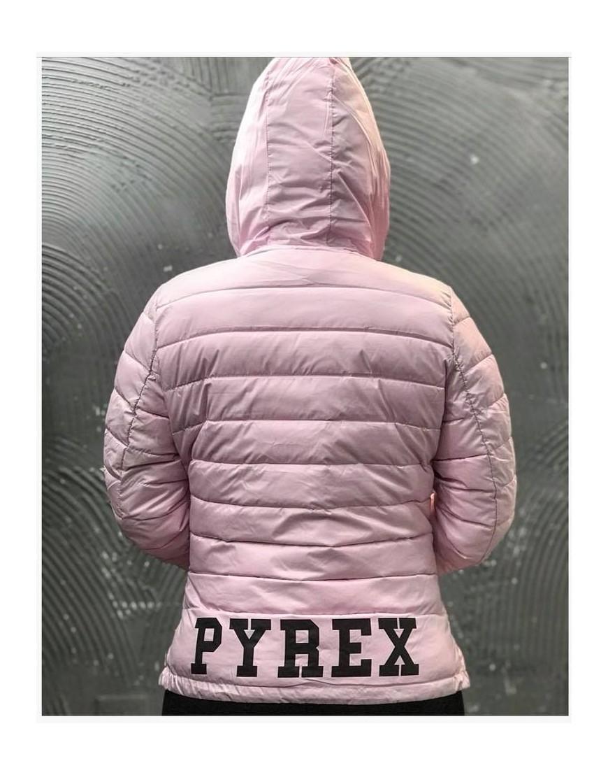 check out 6c089 66603 GIUBBINO/PIUMINO IN NYLON - PYREX - ART. 34277 - COL. ROSA