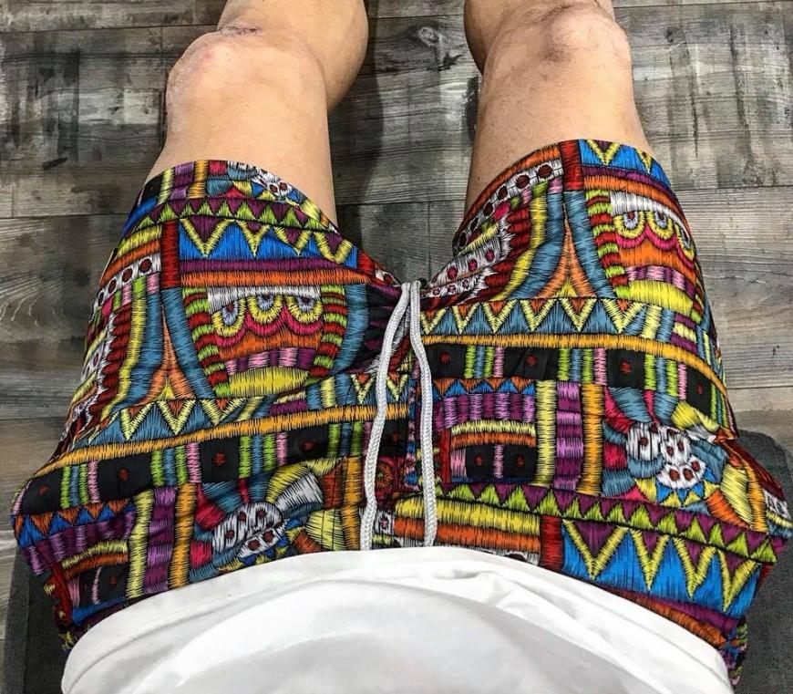 e6b19e6db727 COSTUME BERMUDA - F**K - ART. FK19-0101U