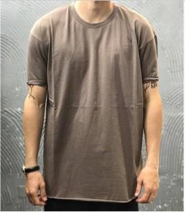 T-SHIRT OVER - I'M BRIAN - ART. TS140/817 - COL. FANGO