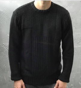 MAGLIONE - ONLY&SONS - ART. 22008292 - COL. BLACK