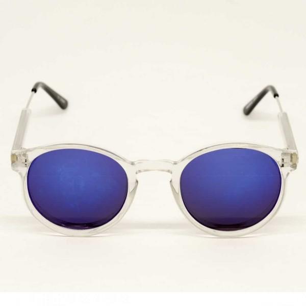 OCCHIALI - SPITFIRE - MOD. ANORAK2 - COL. CLEAR/BLUE REVO MIRROR