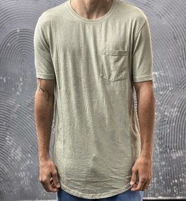 T-SHIRT TASCHINO - ONLY&SONS - ART. 22019657 - COL. PUSSYWILLOW GRAY