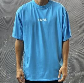 T-SHIRT OVER BRN - BERNA - ART. 210095155 - COL. CIELO