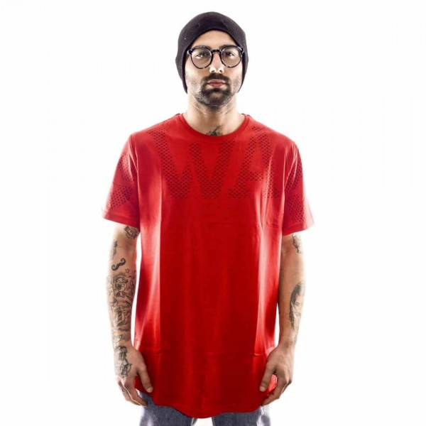 SWAG T-SHIRT OVER - ART. SW16 - COL. ROSSO
