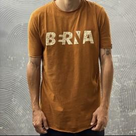 T-SHIRT - BERNA - ART. 210092347 (21009224) (20005681) - COL. ALBICOCCA