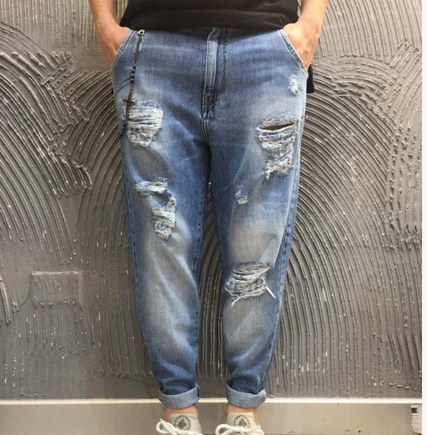 BL.11 JEANS UOMO - ART. ST.HAPPY DAYS