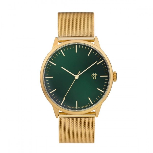 OROLOGIO - Nando Green Gold