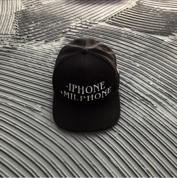 CAPPELLO - ART. -IPHONE + MILPHONE
