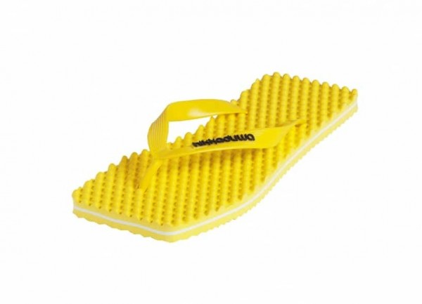 INFRADITO UNISEX - REFLEXOLOGY YELLOW
