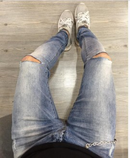 JEANS SKINNY FIT - WHY NOT BRAND  - ART. WH15